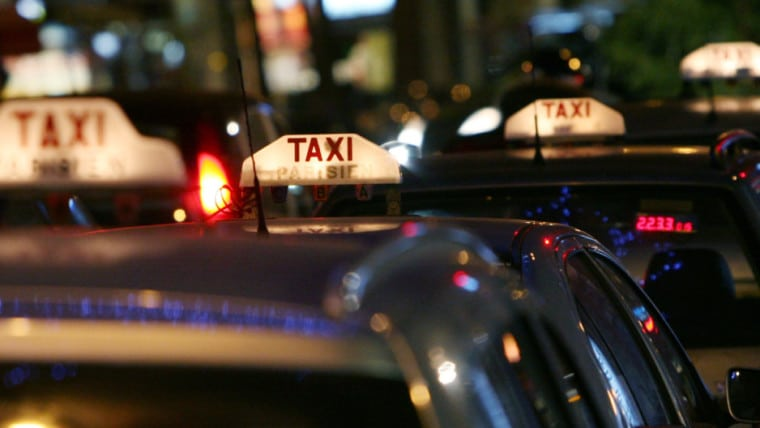 Taxi pas cher