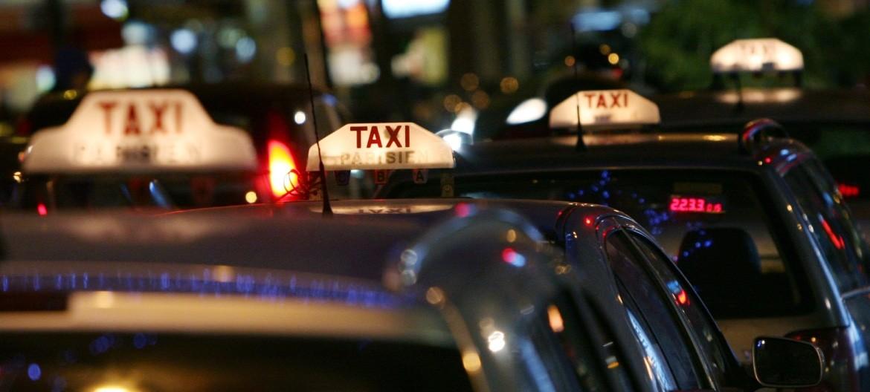 Taxi à la demande